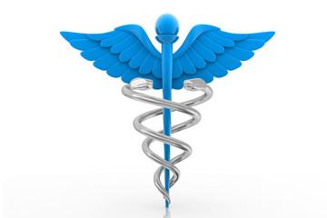 Symbol of medicine.