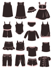 Clothes for little girls