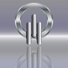 Logo drei