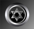 hebrew Jewish Star of magen david