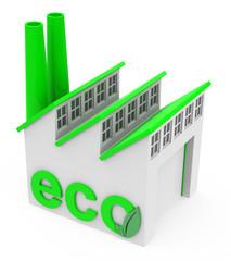 Die eco-Firma