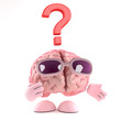 Brain is puzzled
