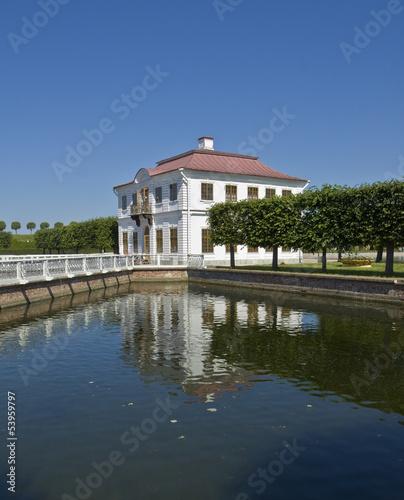 Peterhof, palace Marli