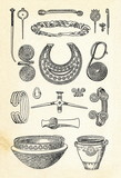 Bronze Age jewelry and vessels (Central and Northern Europe)