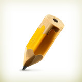 Pencil, vector icon
