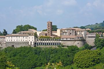 Abbazia di San Nilo - Grottaferrata - Italy