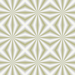 Ivory Quilted Pattern