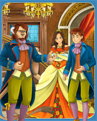 Beauty and the beast - Prince or princess