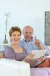 Lebenserfahrenes Best Ager Paar
