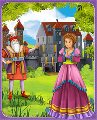 Bluebeard - greybeard - Prince or princess