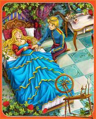 The sleeping beauty - Prince or princess