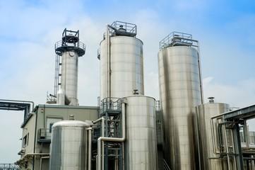 Chemische Industrie, Produktion