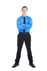 Business Geschäftsmann im Anzug