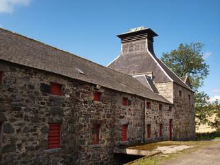 Whisky Distillery Warehouse
