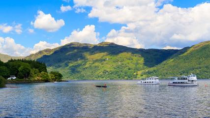 Tarbet Loch Lomond Scotland