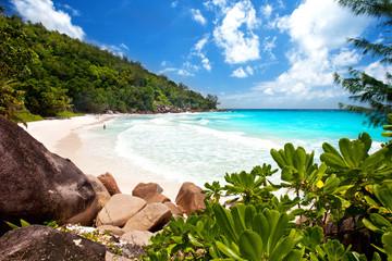 Traumstrand Seychellen