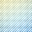 Color textured cube background.