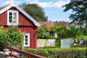 Haus mit Garten in Pataholm, Småland