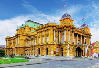 Zagreb - Croatian National Theate