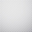 Grey textured cube background.
