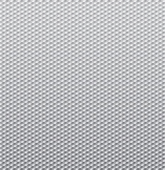 Grey textured triangular background.