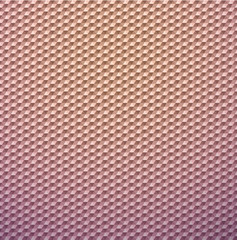 Color textured hexagonal background.