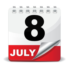 8 JULY ICON