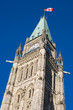 Peace Tower at Parliament Hill