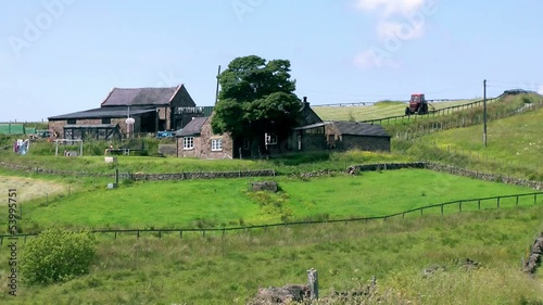 Moorland Farmhouse- Peak District, UK
