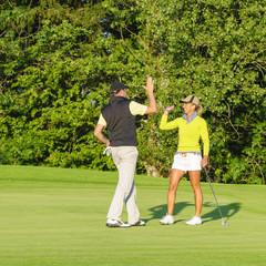 erfolgreiche Golfer