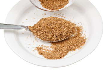tablespoon of wheat bran