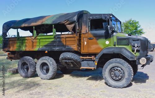 camion militaire