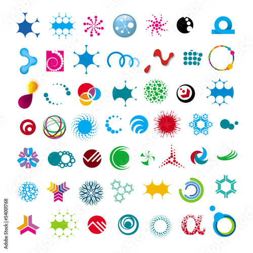 collection of abstract universal character