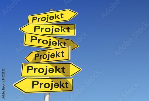 Projekt-Wegweiser