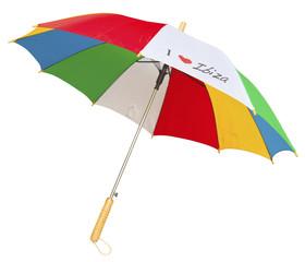 """parasol """"I love Ibiza"""""""