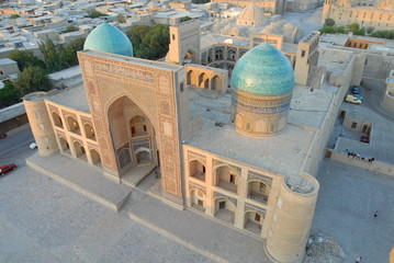 Boukhara, Medersa MirArab, Ouzbekistan
