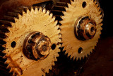 Gears made of special steel Pending