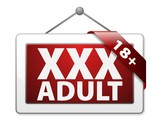 XXX Adult Label