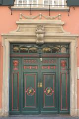 Beethoven-Haus Eingangsportal (HDR)