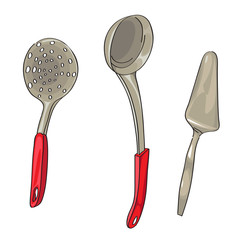 serving ladles