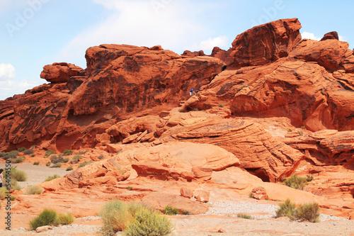 Fototapeten,landschaft,park,red rocks,sector