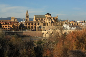 Cordoba town in Spain. The Great Mosque
