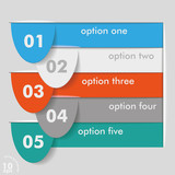 Five Options Templates