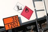 Gefahrguttransport: DIESELKRAFTSTOFF oder GASÖL oder HEIZÖL, LEICHT