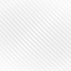 Abstract white striped background
