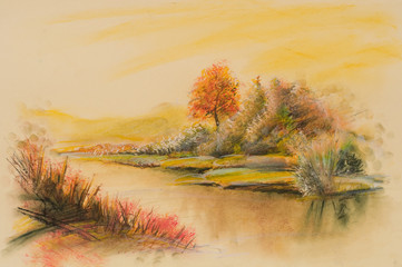 Landscapes, Art product