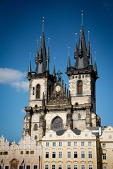 The Church of Mother of God, Prague