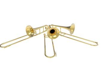 Three Trombones