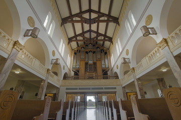 Historic Mt Angel Abbey Church Pipe Organ