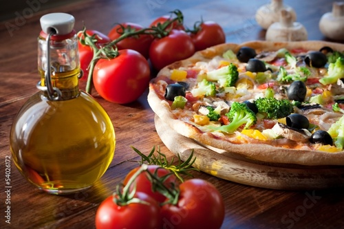 Pizza - 54026172